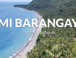 Mi Barangay – original song by Randy Batiquin