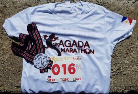 Sagada Marathon Tshirt